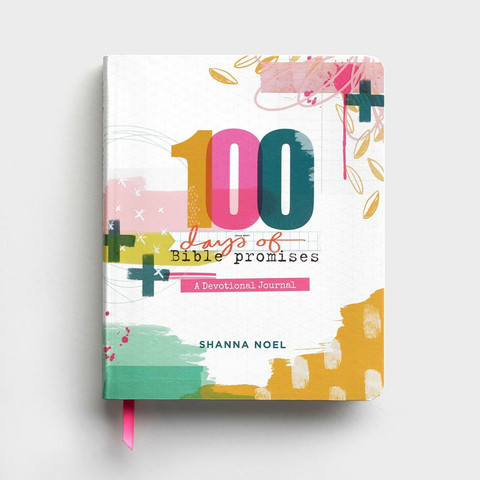 Shanna Noel - 100 Days of Bible Promises - Devotional Journal