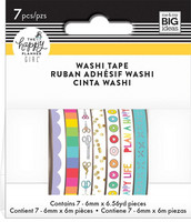 MAMBI - Happy Planner Washi, Miss Maker, Teippisetti