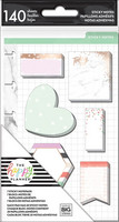MAMBI - MINI Happy Planner, Minty Fresh Sticky Notes