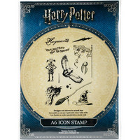 Harry Potter - Stamp Set, Leimasetti