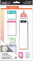 MAMBI - Happy Planner Sticky Notes, Home Life
