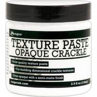 RANGER - Crackle Texture Paste, Opaque, 116ml