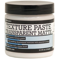 RANGER - Ranger Texture Paste, Transparent Matte, Kohopasta, 116ml