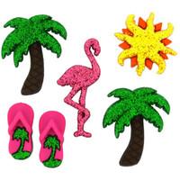 Dress It Up - Summer Bliss, Koristenappisetti