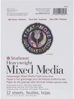 Strathmore - Mixed Media Heavyweight Paper, 6