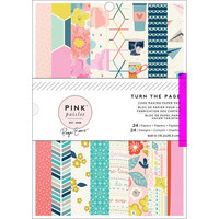 American Crafts - Pink Paislee Turn The Page, Paperikko 6