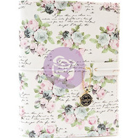 Prima Marketing -  Poetic Rose , Prima Traveler's Journal B6