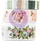 Prima Marketing - Poetic Rose Decorative tape, 3 rullaa