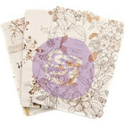 Prima Marketing - Pretty Pale, Prima Traveler's Journal Notebook Refill, Passport, 3kpl