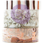 Prima Marketing - Pretty Pale, Decorative tape, 3 rullaa