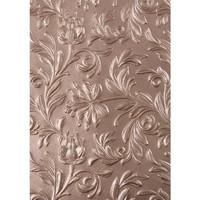 Sizzix - 3D Texture Fades Embossing Folder By Tim Holtz, Kohokuviointitasku, Botanical