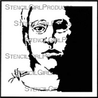 StencilGirl - Love Face, Sapluuna, 6