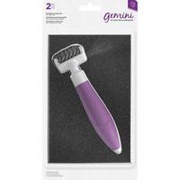 Gemini - Die Brush Tool & Foam Pad, Stanssin puhdistaja