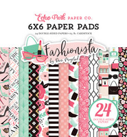 Echo Park - Fashionista Double-Sided Paper Pad 6