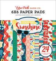 Echo Park - Good Day Sunshine Double-Sided Paper Pad 6