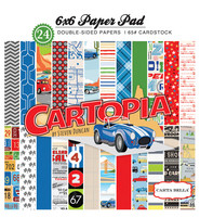 Carta Bella - Cartopia Double-Sided Paper Pad 6