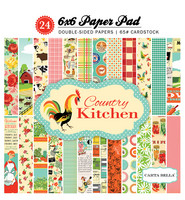 Carta Bella - Country Kitchen Double-Sided Paper Pad 6