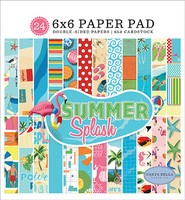 Carta Bella - Summer Splash Double-Sided Paper Pad 6