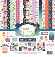 Echo Park - Mermaid Dreams Collection Kit 12