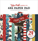 Echo Park - Pirate Tales Double-Sided Paper Pad 6