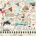 Carta Bella - Flower Market Element Sticker 12