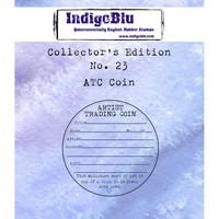 IndigoBlu - Collector's No. 23 ATC Coin, Leimasin