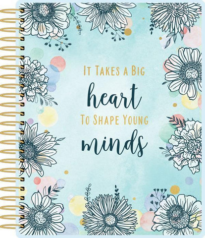 Paper House - Teacher 12 Month Planner, Kalenteri