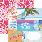 Paper House - Paradise Found Tags, Double-Sided Cardstock 12