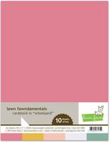 Lawn Fawn - Schoolyard Cardstock 8,5