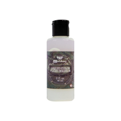 Prima Marketing - Finnabair Art Alchemy Liquid Color Fluid Medium, 60 ml