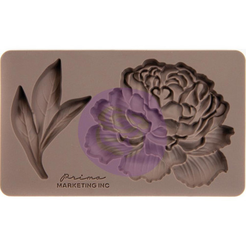 Prima Marketing - Decor Mould, Midnight Garden, Silikonimuotti