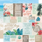Kaisercraft - Paradise Found Double-Sided Cardstock 12