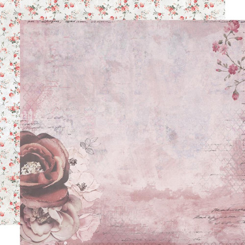 Kaisercraft - Rosabella Found Double-Sided Cardstock 12
