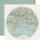 Simple Stories - Simple Vintage Traveler Double-Sided Cardstock 12