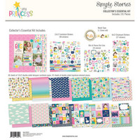 Simple Stories - Collector's Essential Kit,  Little Princess, 12
