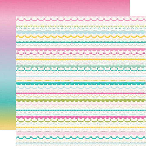 Simple Stories - Little Princess Double-Sided Cardstock 12