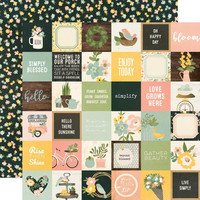 Simple Stories - Spring Farmhouse Double-Sided Cardstock 12