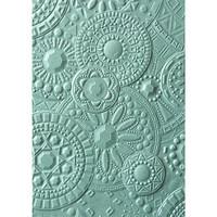 Sizzix - 3D Textured Impressions By Courtney Chilson, Kohokuviointitasku, Mosaic Gems