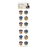 Paper House -  Harry Potter Crests, Stickers, Tarrasetti