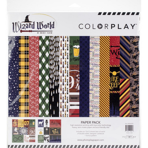 ColorPlay - Wizard World Collection Kit 12