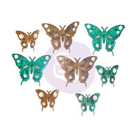 Prima Marketing - Finnabair Mechanicals, Scrapyard Butterflies, 8kpl