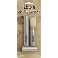 Tim Holtz - Distress Retractable Blending Brush, 2 kpl