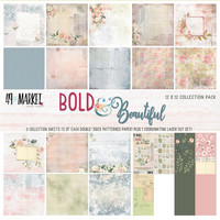 49 And Market - Bold & Beautiful, Collection Pack 12