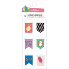 American Crafts - Amy Tan Stay Sweet Magnetic Bookmarks, Magneettiklipsi