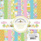 Doodlebug - Hoppy Easter, Double-Sided Paper Pad 6
