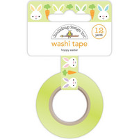Doodlebug -  Hoppy Easter, Washi Tape, 15mmX11m