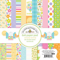 Doodlebug - Simply Spring, Double-Sided Paper Pad 6