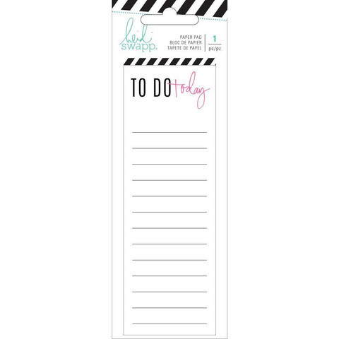 Heidi Swapp - Planner List, To Do