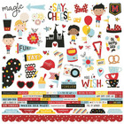 Simple Stories - Say Cheese 4 Cardstock Stickers 12