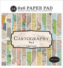 Carta Bella - Cartography No.1 Double-Sided Paper Pad 6
